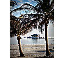 St. Pete Pier  Photographic Print