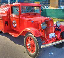 1934 Texaco Truck - Full view by njordphoto