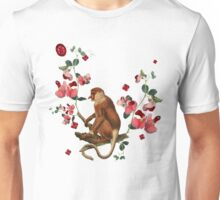 Monkey World: Nosy Unisex T-Shirt