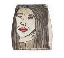 model Pencil Skirt