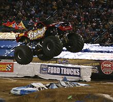 Monster Jam 2010-Grinder by Dana Yoachum