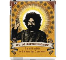 Jerry Garcia - Saint of Circumstance iPad Case/Skin
