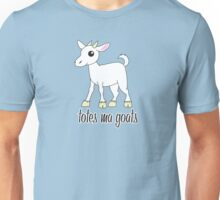 Totes Ma Goats Unisex T-Shirt