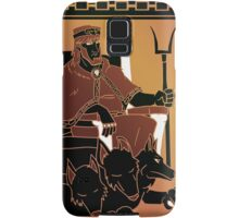 Hades on His Throne Samsung Galaxy Case/Skin