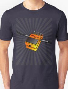 Metal Stompbox T-Shirt