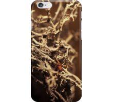 Left hood in mos iPhone Case/Skin