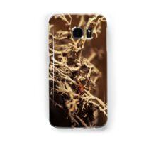 Left hood in mos Samsung Galaxy Case/Skin