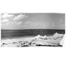 North Sound, Grand Cayman, Caribbean Poster