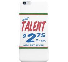 Hidden Talent Supermarket Series iPhone Case/Skin