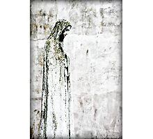 Virgin Mary Photographic Print