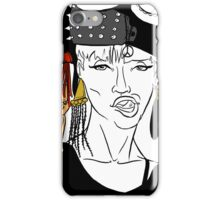 90's Bitches iPhone Case/Skin