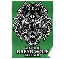 May the Dread Wolf Take You Poster