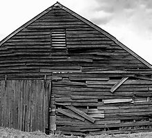 The Old Barn by Neil Mouat