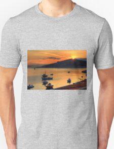 Sunrise over Nissaki T-Shirt