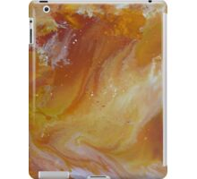 abstract fluid painting iPad Case/Skin
