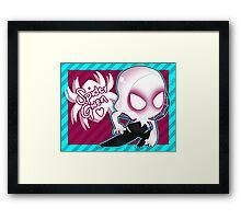 Print: SpiderGwen Framed Print