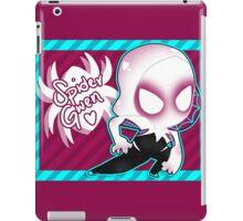 Print: SpiderGwen iPad Case/Skin