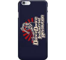 (Distressed) Dance Dance Industrial Revolution iPhone Case/Skin