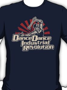 (Distressed) Dance Dance Industrial Revolution T-Shirt