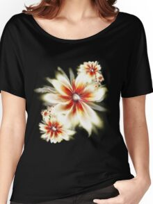 T-flowers again Women's Relaxed Fit T-Shirt