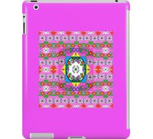 Smart Tech, Fashion, Home Accessoreis in Pink Foulard Design iPad Case/Skin
