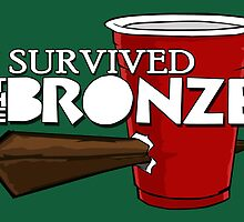 I Survived the Bronze by geeky-jez