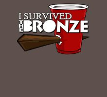 I Survived the Bronze Unisex T-Shirt