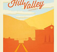 Back to the Future - Welcome To Hill Valley  by davechaps