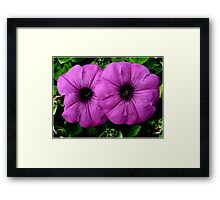 ...In Our Love Framed Print