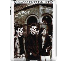 CSPOT - The SmithFits - Salford Fiend Club Tour iPad Case/Skin