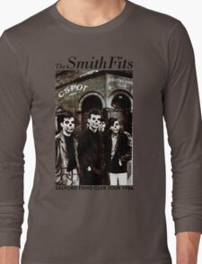 CSPOT - The SmithFits - Salford Fiend Club Tour Long Sleeve T-Shirt