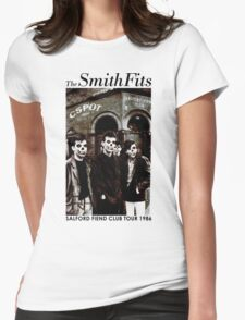 CSPOT - The SmithFits - Salford Fiend Club Tour Womens Fitted T-Shirt