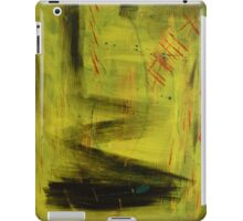 abstract painting iPad Case/Skin