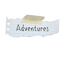 Adventures by Emily Lanier