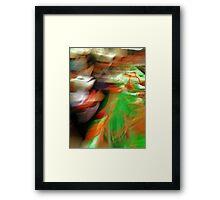 Fresh Light #2 Framed Print