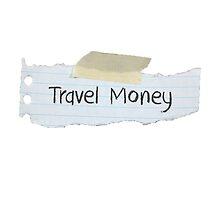 Travel Money by Emily Lanier
