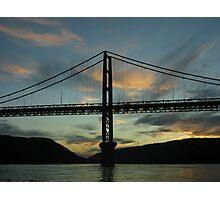 Dunvegan Bridge Photographic Print