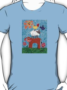 Sunny Day at the Farm T-Shirt