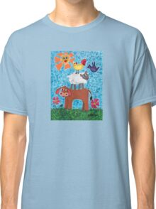 Sunny Day at the Farm Classic T-Shirt