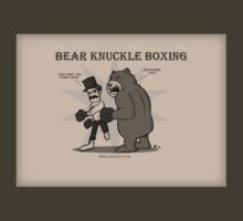 Bear Knuckle Boxing by Fanton
