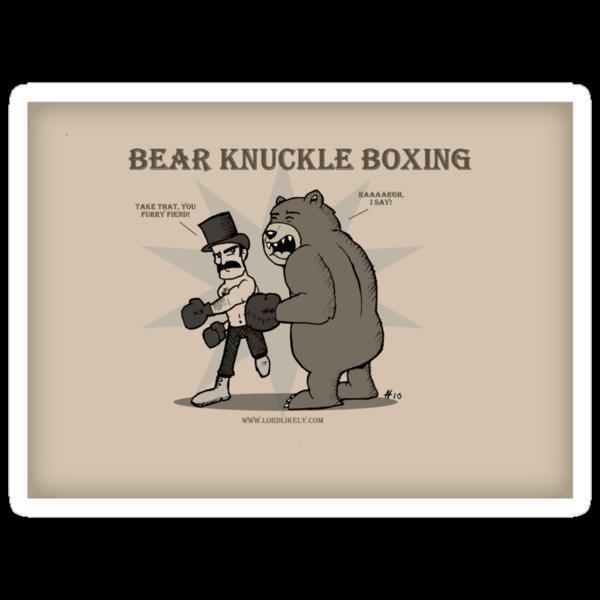 Bear Knuckle Boxing by Fanton