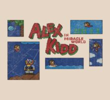 Alex Kidd Retro Tee T-Shirt