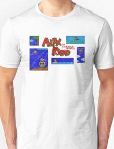 Alex Kidd Retro Tee T-Shirt