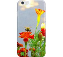Busy Bumblebee iPhone Case/Skin