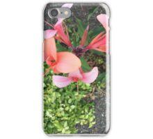 Dancing Peach iPhone Case/Skin