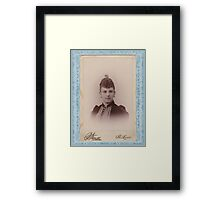 MARY CLEARY Framed Print
