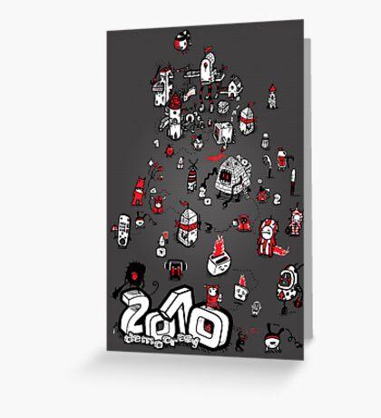 Twenty When?! Greeting Card