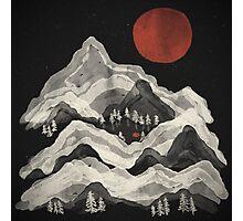 Moon Lake... Photographic Print