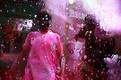 Celebrating Holi by Vivek Bakshi
