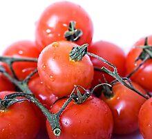 Cherry Toms by Lynne Morris